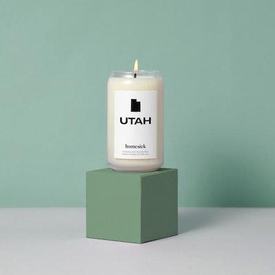 Utah Candle