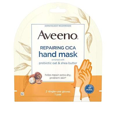 Aveeno Repairing CICA Hand Masks (5 Pairs)