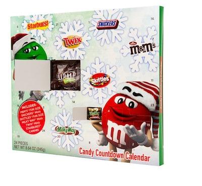 M&M's Advent Calendar