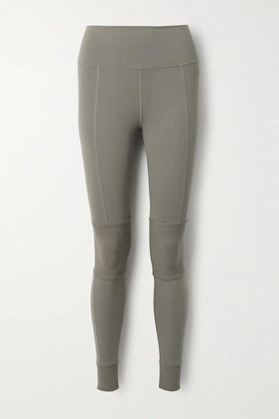 Avenue paneled stretch leggings