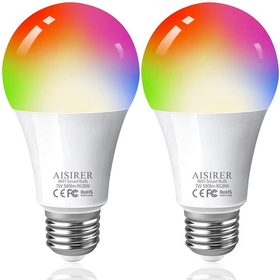 AISIRER Color Changing Smart Bulbs