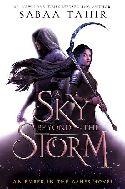 'A Sky Beyond the Storm' by Sabaa Tahir