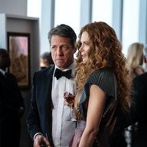 Hugh Grant and Nicole Kidman in The Undoing via the HBO press site