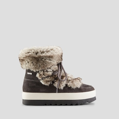 Vanity Suede Winter Boot