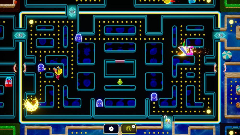 Pac-Man Stadia