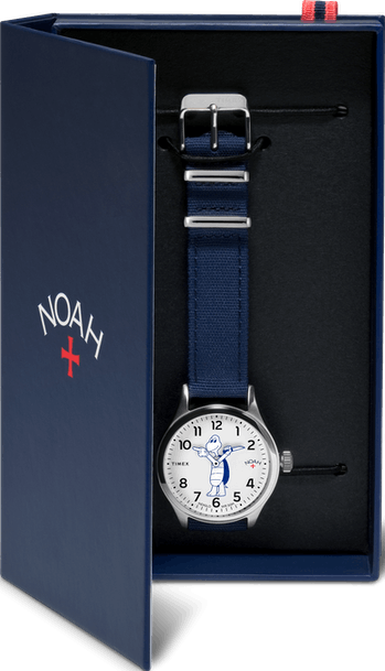 Noah Timex Waterbury Watch