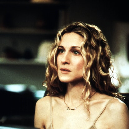 Carrie Bradshaw Hairstyle: WFH Waves
