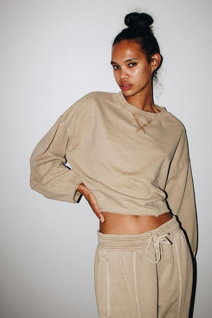 Out From Under Carla Crew Neck Sweatshirt