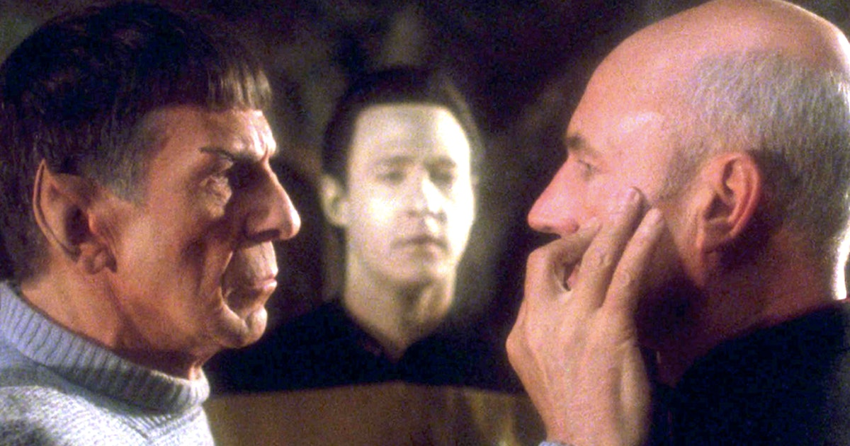 'Star Trek Picard' creator reveals why 'Discovery' changed a famous alien