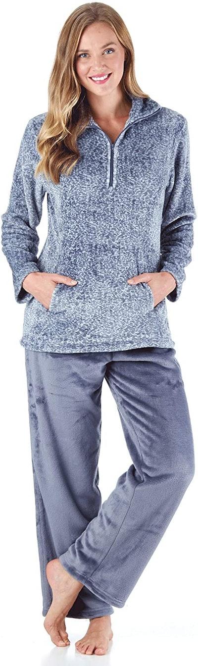 Sleepyheads Fleece Long-Sleeve Pajamas
