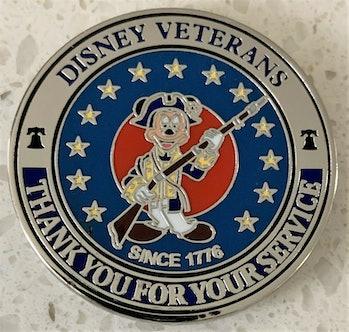 Disney challenge coin 2