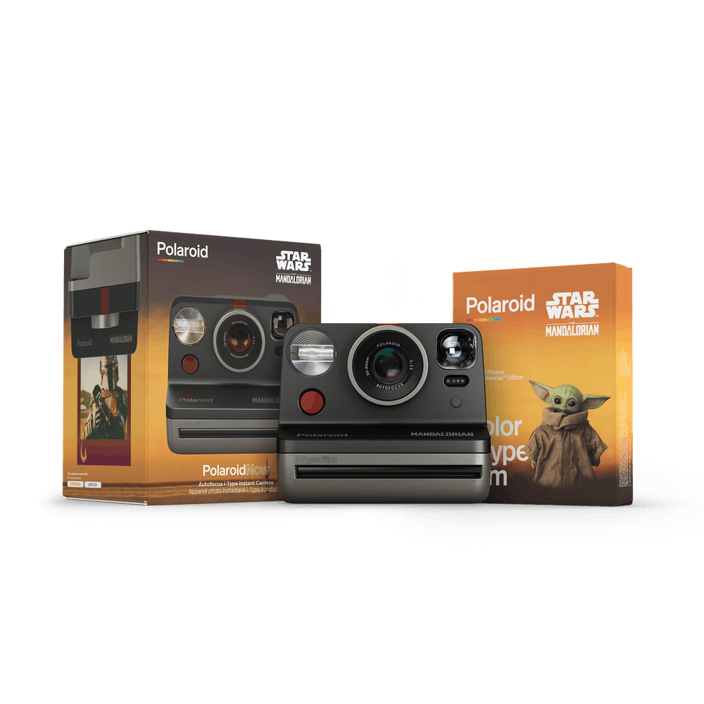 Polaroid Now - The Mandalorian Themed Gift Set