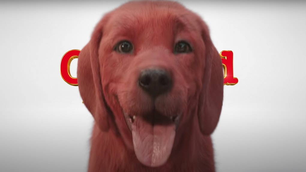 These tweets about the 'Clifford The Big Red Dog' CGI movie are wild