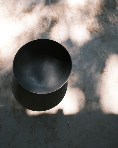 Johnny Ortiz Large Bowl
