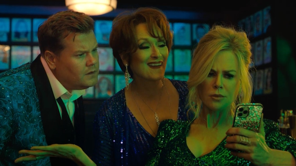 'The Prom' trailer for Netflix previews the musical movie.