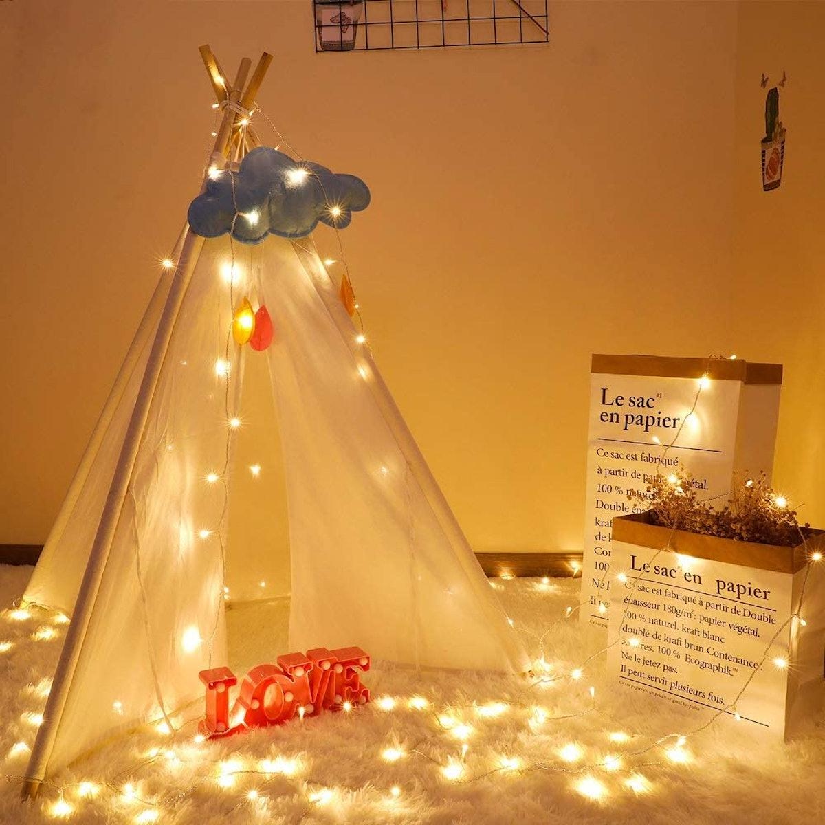 SANJICHA String Lights (66-Feet)