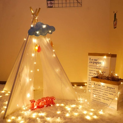 SANJICHA String Lights (66-Feet)