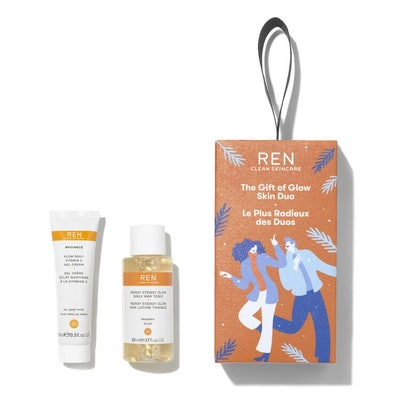 The Gift Of Glow Duo by Ren Clean Skincare