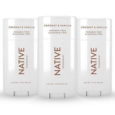 Native Natural Deodorant (3 Pack)