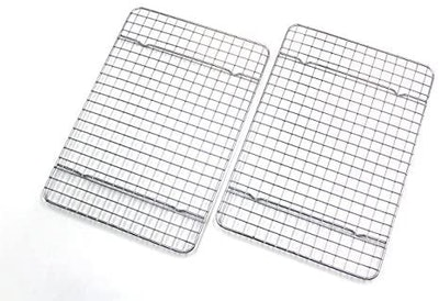 Checkered Chef Quarter Size Baking Rack (Set of 2)