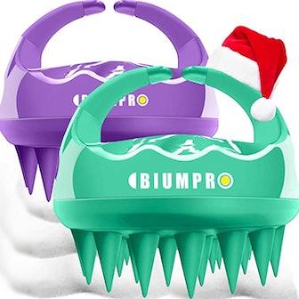 Cbiumpro Scalp Massager Shampoo Brush (2-Pack)