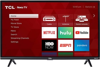 TCL ROKU Smart LED TV (32 Inches)