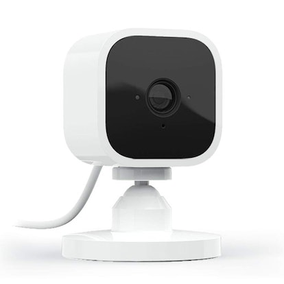 Blink Mini Compact Indoor Plug-In Security Camera