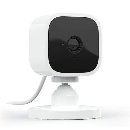 Blink Mini Compact Indoor Plug-In Security Camera