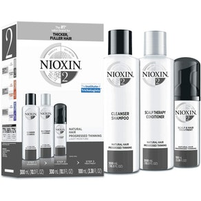 Nioxin System Hair Care Kit For Thinning Hair