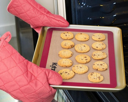 Kitzini Silicone Baking Mats (3-Pack)