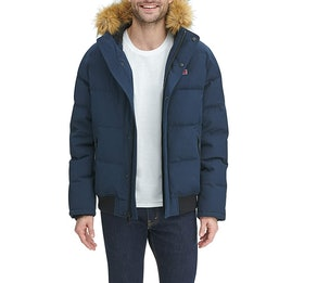 Tommy Hilfiger Quilted Arctic Bomber Jacket