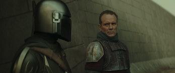 Michael Biehn ('The Terminator') guest stars in 'The Mandalorian' Season 2 Episode 5.