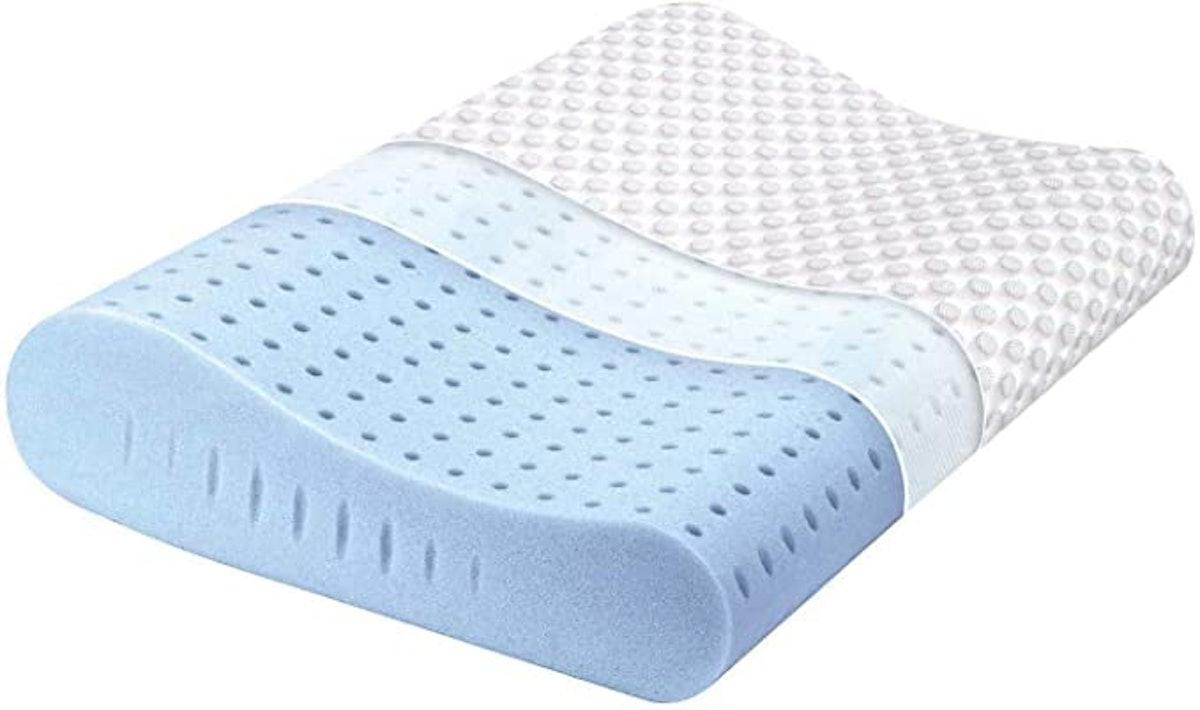 Milemont Memory Foam Contour Pillow