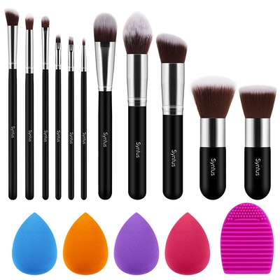 Syntus Makeup Brush Set
