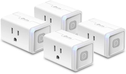 Kasa Smart Plugs by TP-Link (4-Pack)