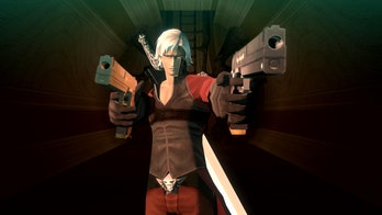 Dante Devil May Cry Shin Megami Tensei