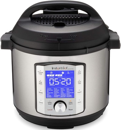 Instant Pot Duo Evo Plus Pressure Cooker (6 Quart)