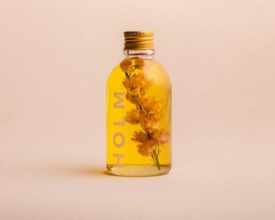 Liquid Gold Bath Oil