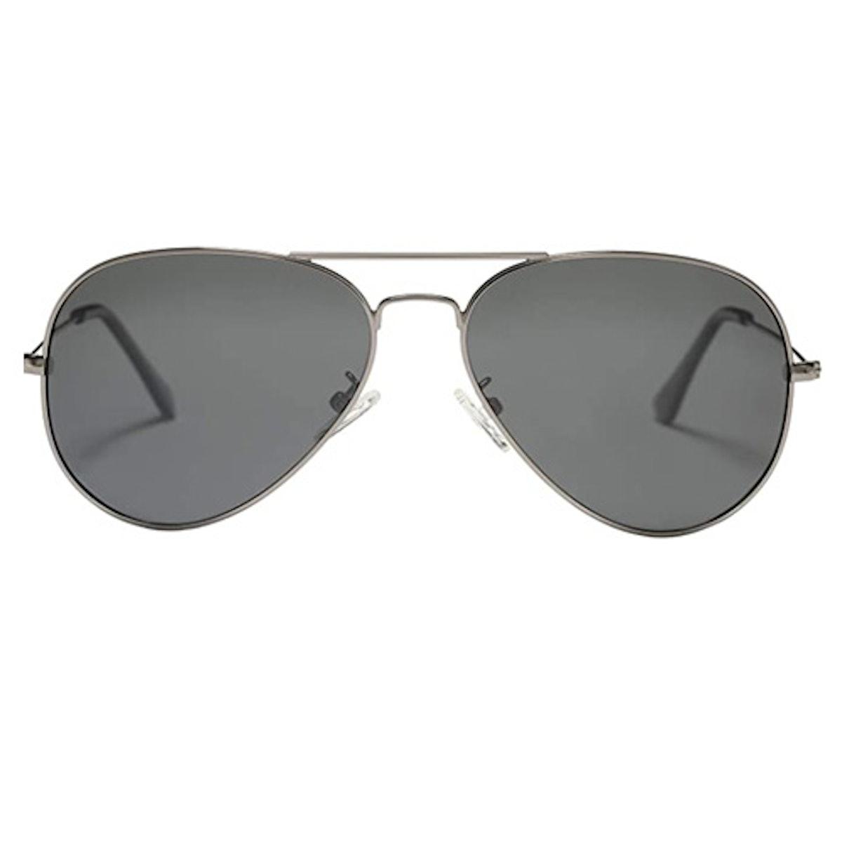 Pro Acme Polarized Aviator Sunglasses
