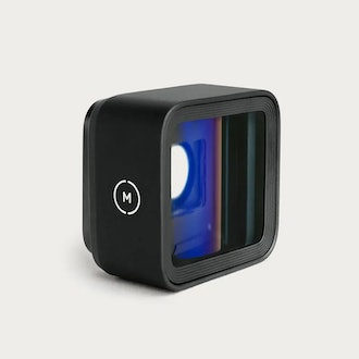 Anamorphic lens for smartphones