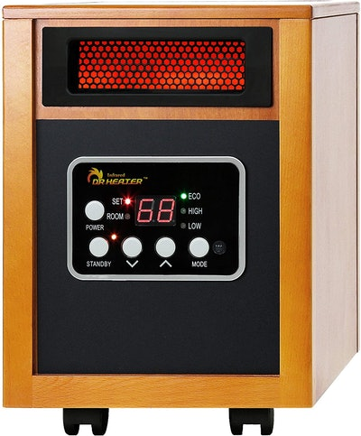 Dr Infrared 1500-Watt Portable Space Heater