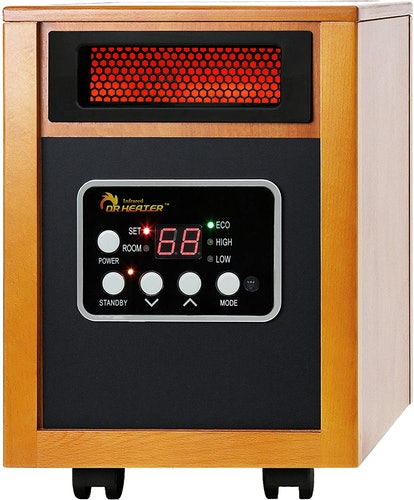 Dr Infrared 1500-Watt Portable Space Heater