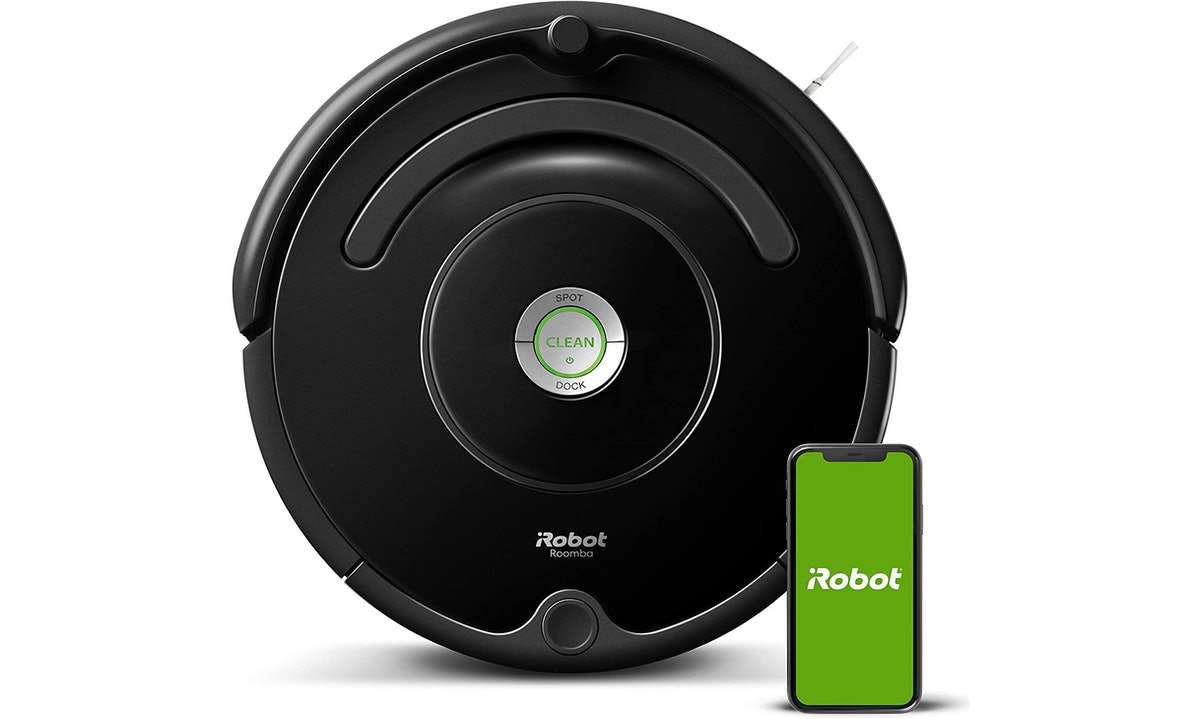 iRobot Roomba 675 Robot Vacuum