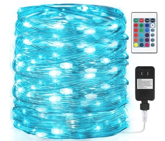 GDEALER 66-Foot Waterproof Fairy Lights