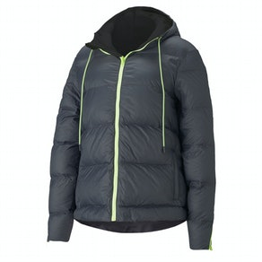 Forever Luxe Hooded Training Jacket