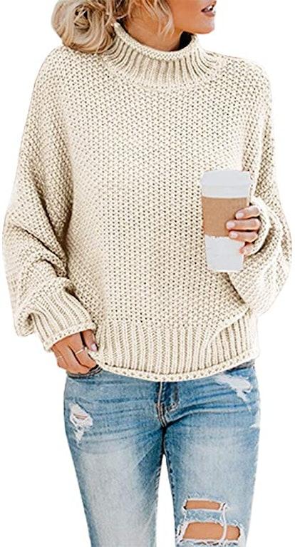 Saodimallsu Turtleneck Sweater