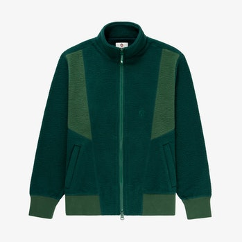 Aimé Leon Dore New Balance Deep Pile Zip-Up