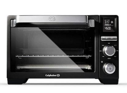 Calphalon Precision Control Air Fryer Toaster Oven - Black