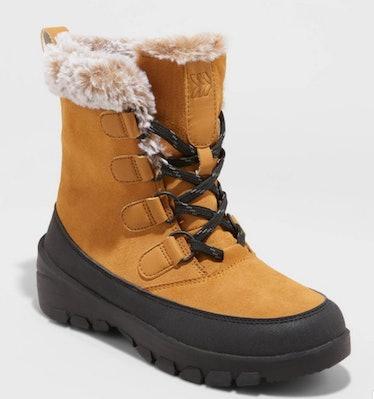 Women's Cathleen Waterproof Winter Boots - All in Motion
