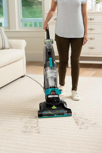 BISSELL PowerForce Helix Turbo Rewind Pet Bagless Vacuum